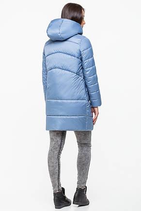 Куртка зимняя женская Kattaleya KTL-203 голубая (#592), фото 2
