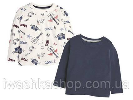 Комплект регланов для мальчика 1 - 2 года, размер 86 - 92, Lupilu