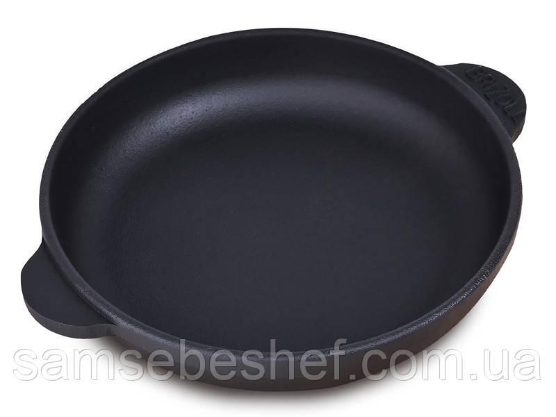 Чугунная сковорода 28*60 Жаровня
