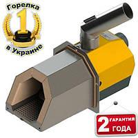 Горелка пеллетная OXI Ceramik F+ 15-46 кВт с керамической зажигалкой