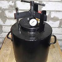 Автоклав бытовой винтовой маленький ЧЕ-16