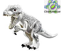 Динозавр Индоминус Лего большой  Длина 29 см. Конструктор динозавр, фото 1