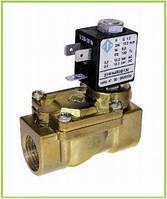Электромагнитные клапаны для воды, воздуха ODE 21WA3R0B130, G 3/8, нормально закрытый, 220В, 24В, 12В (Италия)