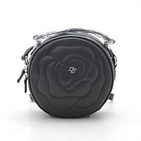 Клатч D. Jones CM3956 black (черный), фото 1