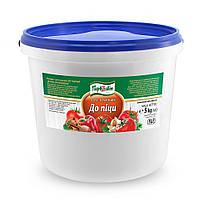 Соус томатный к пицце ТМ Первоцвіт, 5 кг, фото 1