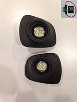 Противотуманки LED Mitsubishi L200