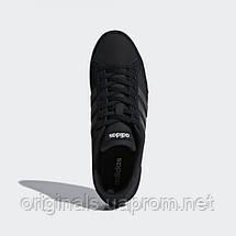 Кроссовки Адидас мужские черные Caflaire DB0413, фото 3