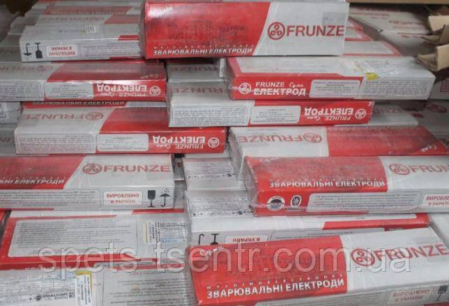 Электроды наплавочные Т-590 в уп 5 кг