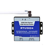 Одно-канальное GSM реле на 9-15 В RTU5024