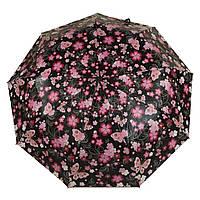 Женский качественный прочный зонтик полуавтомат SUSINO art. 3374 яркий (102952), фото 1
