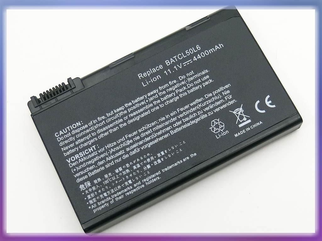 Батарея ACER Aspire 5100, 3100, 3690, 5110, 5610, 5630, 5650, 5680 (BA