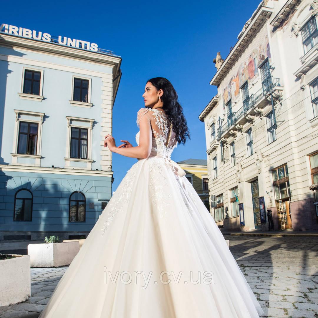 c0fa87852a8eeb0 Свадебное платье 1801, цена, купить в Черновцах — Prom.ua (ID#740139378)