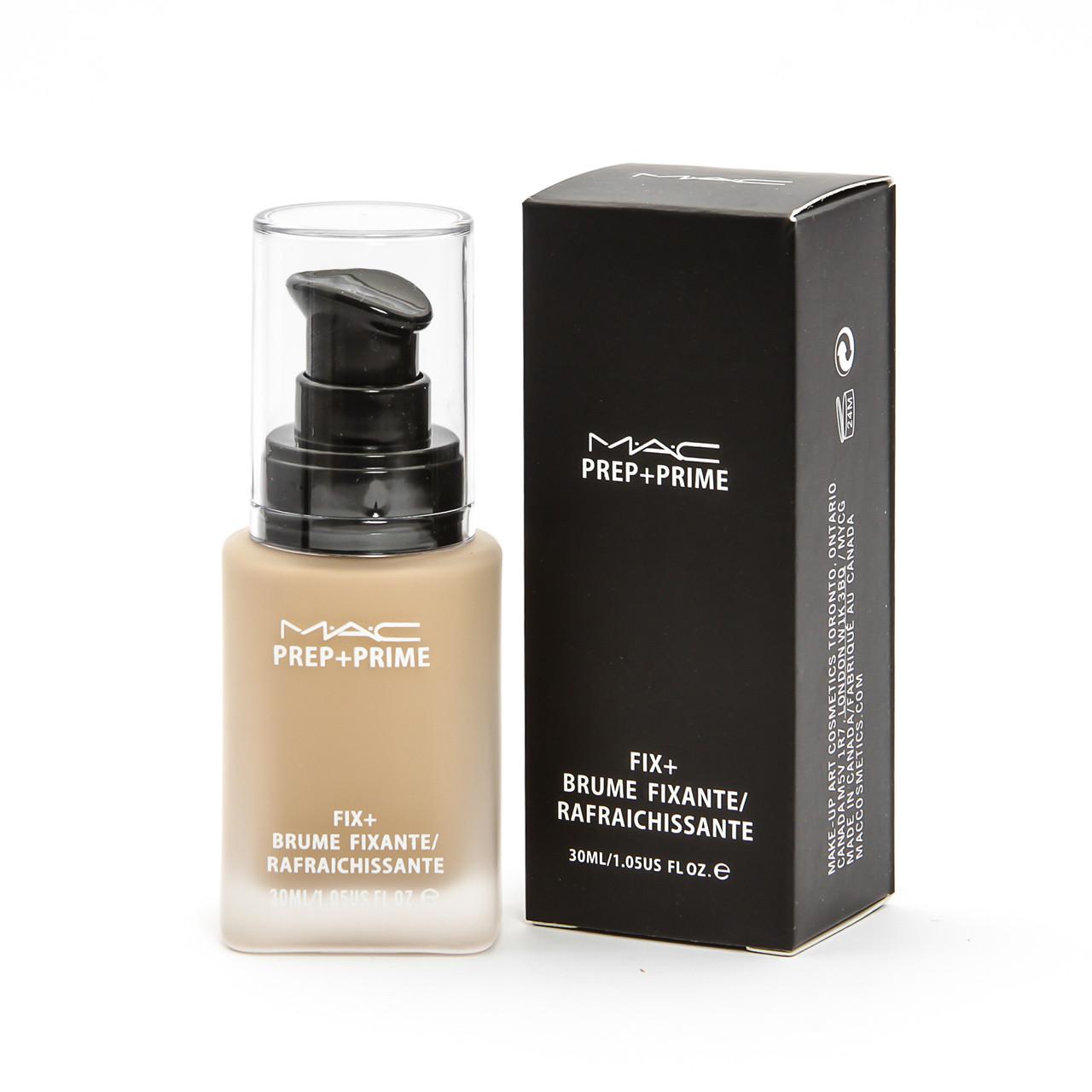 Тональный крем MAC Prep+Prime