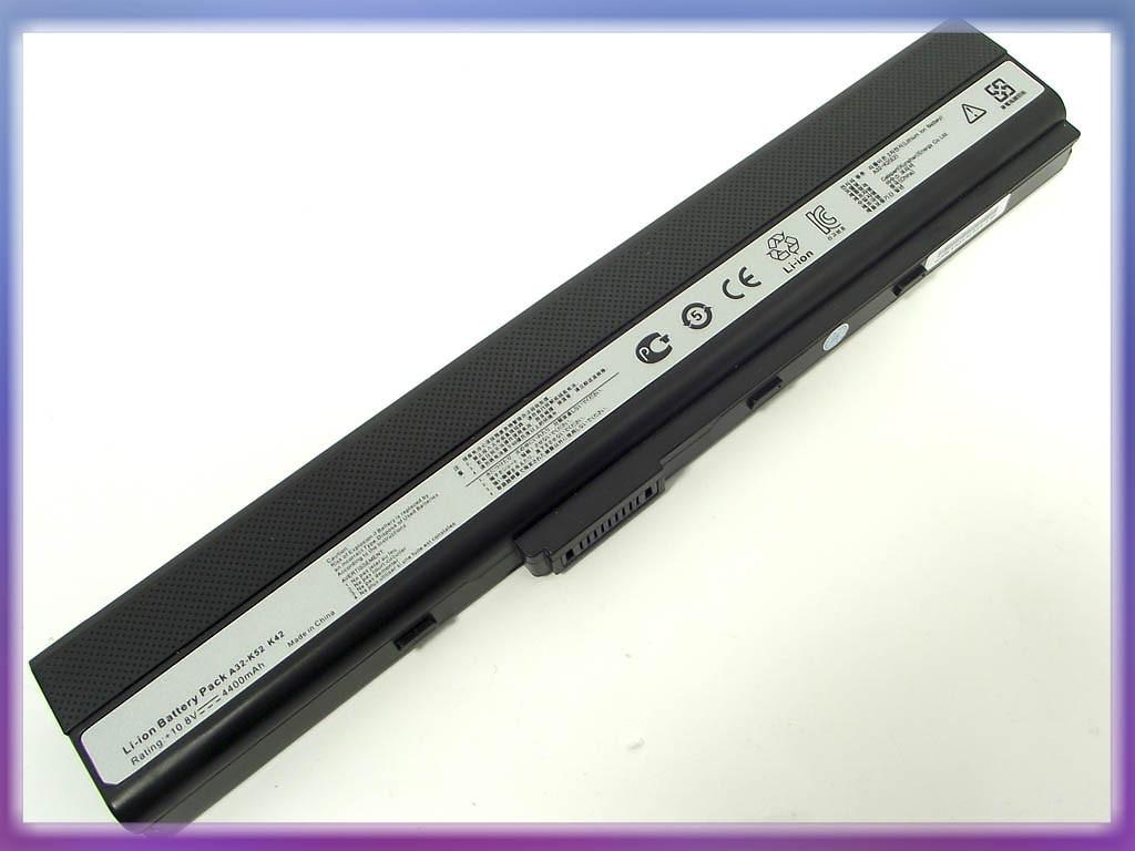 Аккумулятор ASUS A32-K52 ASUS X8F 10.8V 4400mAh.