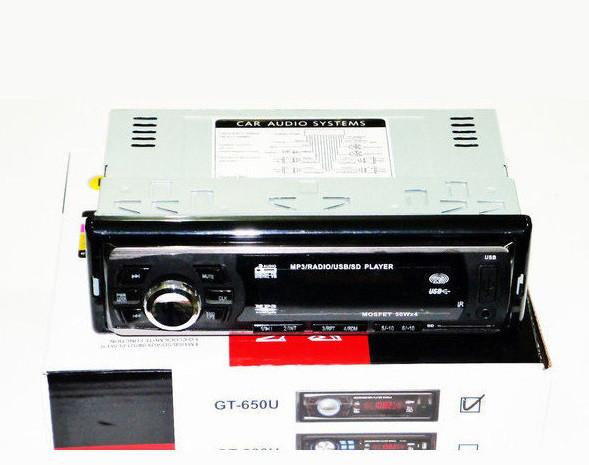 Автомагнитола MP3 650U ISO
