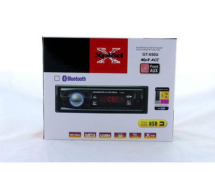 Автомагнитола MP3 650U ISO, фото 2