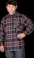 Рубашка KF- MC фланелевая рабочая REIS