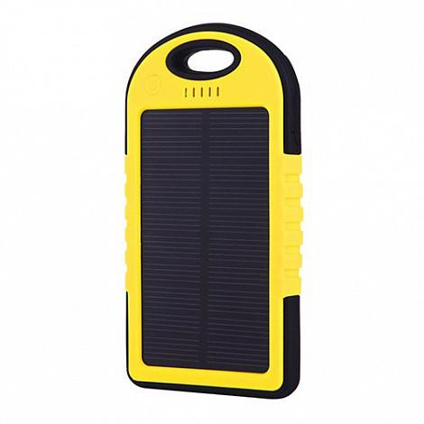 Зарядное устройство power bank 20000 mah solar charger - фото 2