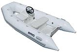 Лодки Brig с пластиковым днищем серии Falcon