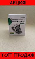 Электронный тонометр Electronic blood pressure monitor JZK-002!Хит цена, фото 1