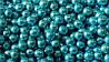 Сахарные бусинки голубые 3мм 50г