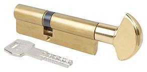 Цилиндр AGB (Италия) Scudo5000/95 мм, ручка-ключ, 40/55, латунь