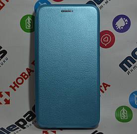 Чехол -Книжка Fashion Case для Meizu M6 (Голубой)