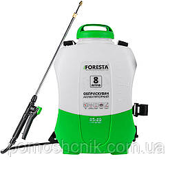 Аккумуляторный опрыскиватель Foresta BS-80