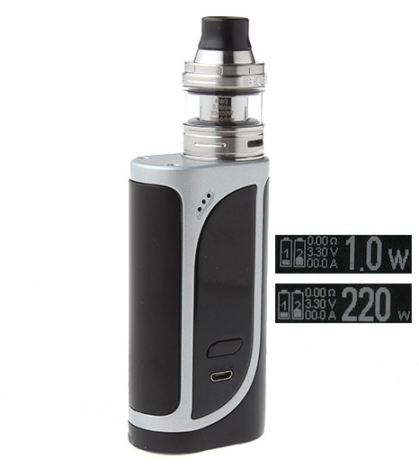 Eleaf iKonn 220W TC Mod with ELLO Kit 2ml - Стартовый набор. Оригинал