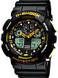 Мужские Наручные Электронные Часы в стиле Casio G-Shock GA 100, фото 6