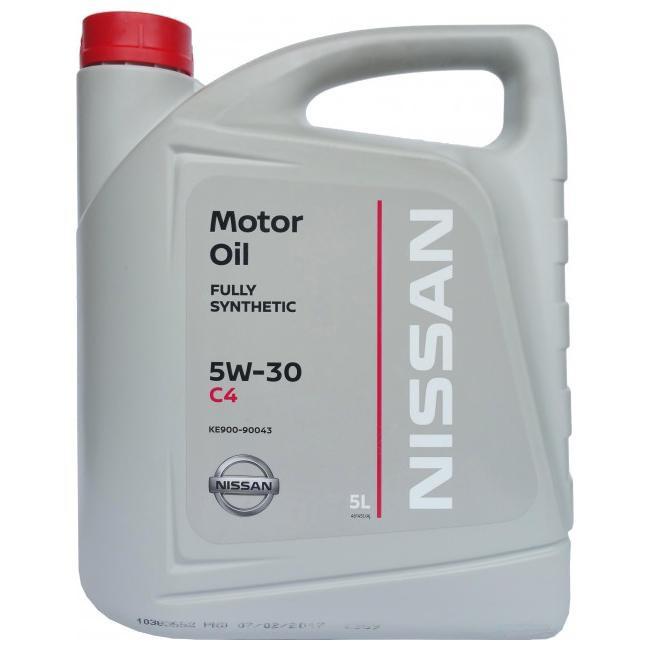Nissan Motor Oil DPF 5W-30 5л