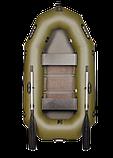 Надувные лодки BARK гребные