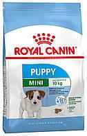 Корм для щенков мини-пород Royal Canin Mini Puppy