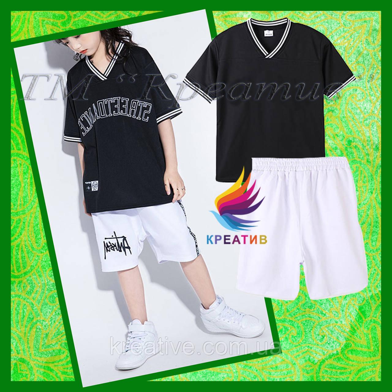 Шорты футболки детские оптом (под заказ от 50 шт) с НДС