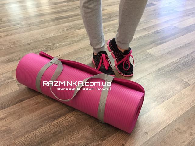 Каучуковый коврик для фитнеса NBR
