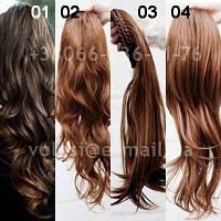Полупарик - волосы на обруче