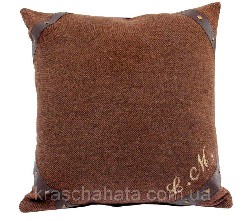 Наволочка декоративная, MUNGO, 40х40 см, Текстиль для дома