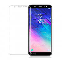 Защитное стекло Tempered Glass 0.3mm для Samsung Galaxy A6 Plus (2018)