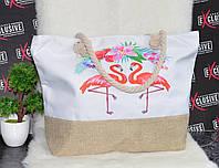 Пляжная женская сумка Вечеринка на пляже, фото 1