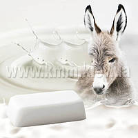 Основа для мыла Crystal Donkey Milk Англия