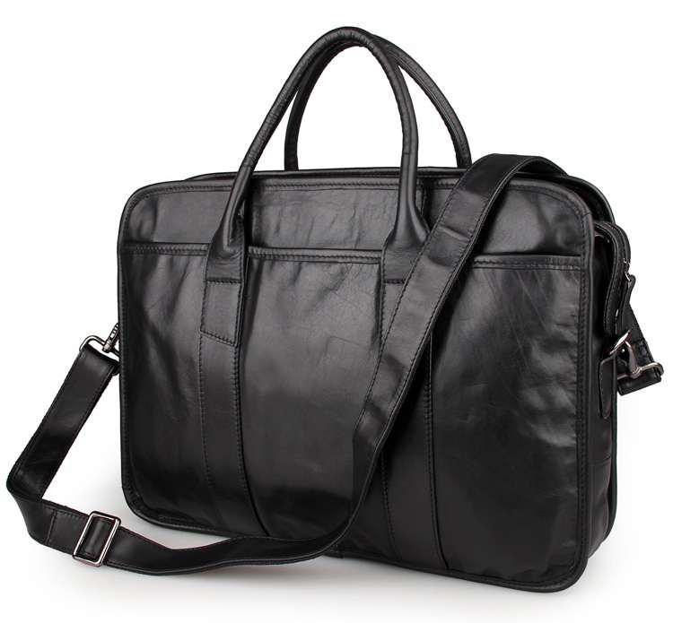 Стильна шкіряна сумка 7321A