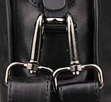 Стильна шкіряна сумка 7321A, фото 5