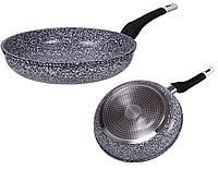 Сковорода Edenberg  28см с гранитным антипригарным покрытием