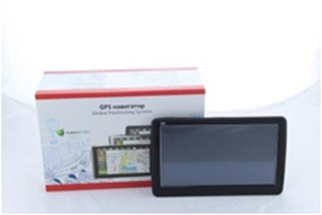 Навигатор GPS 8005  ddr2-128mb 8gb HD емкостный экран, фото 2