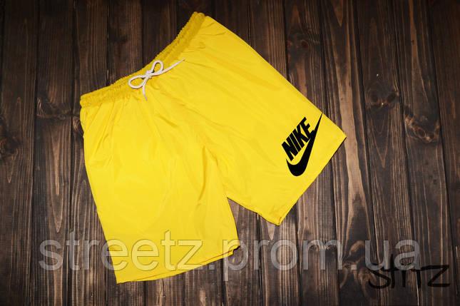 Пляжные шорты Найк (Swim Shorts Nike), фото 2