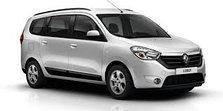Декоративные авто накладки Renault Lodgy (2013 - ...)