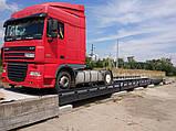 Автомобильные весы 22 метра 80 тонн ВА22-80, фото 2