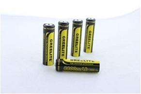Батарейка BATTERY 18650  Black Greelite, фото 2