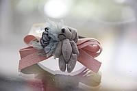 Дизайнерская резинка для волос , фото 1