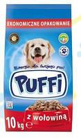 Сухий корм для собак Puffi 10кг